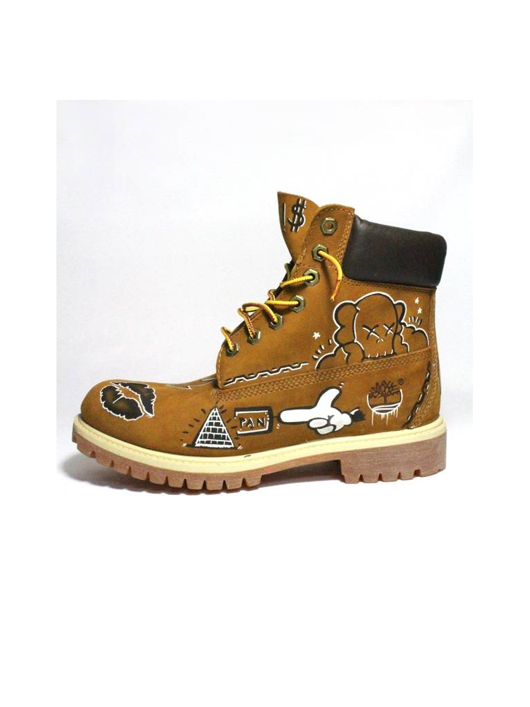 timberland homme personnalisé