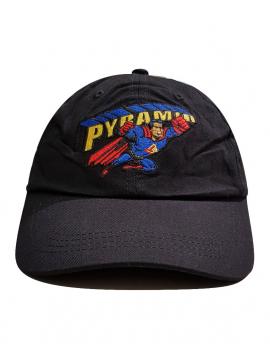 Black Pyramid Dad Hat Super Pyramid Noir