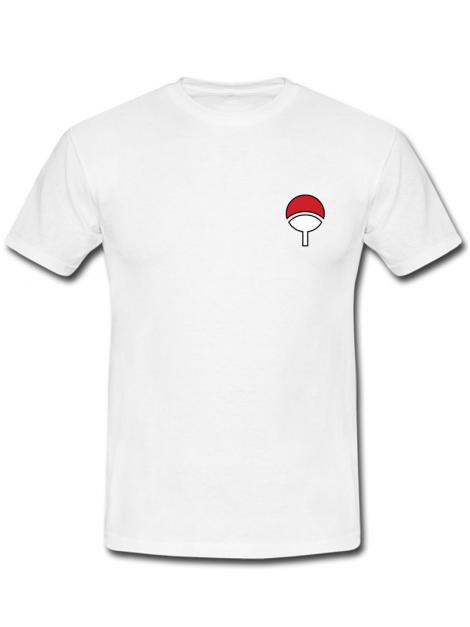 RXL Paris T-Shirt Uchiwa Clan Blanc