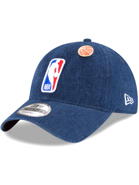 Casquette New Era 9Twenty Denim NBA League 2018 Draft