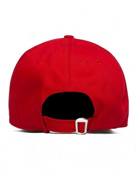 New Era - 9Forty Adjustable NY in Red