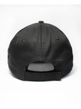 New Era 9Forty - Casquette 940 Basic Noir Incurvée