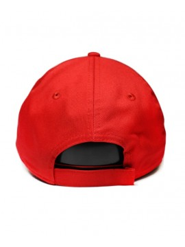 New Era 9Forty - Casquette 940 Basic Rouge Incurvée