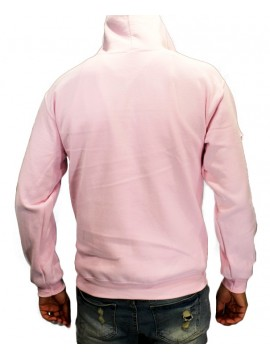 RXL Classic - Sweat Capuche Destroyed Rose