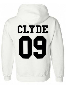 RXL Paris - Sweat Capuche Clyde 09 Blanc