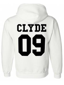 RXL Paris - Sweat Capuche Clyde 09 Blanc
