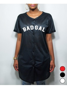 3 Couleurs Mesh Baseball Long BadGal - RXL Paris