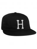 HUF 6 Panel Formless Classic H Noir