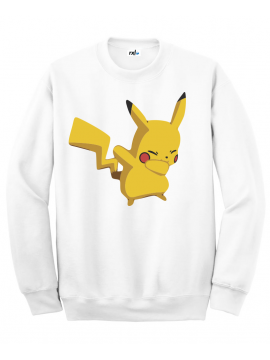 RXL Paris - Sweat Crewneck Dab Chu Blanc