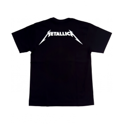 Metallica - Tshirt Escape From The Studio Noir