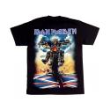 Iron Maiden - Tshirt Dont Walk Noir