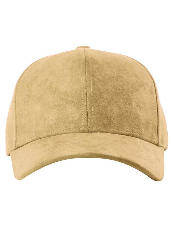 DS|LINE - Trucker Strapback Sand Suede / Gold