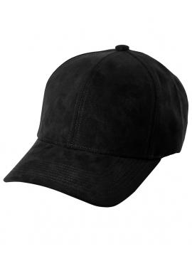 DS LINE - Trucker Strapback Black Suede / Black