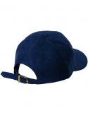 DS|LINE - Trucker Strapback Suede Bleu Royal