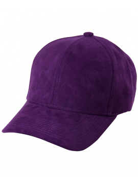 DS|LINE - Trucker Strapback Suede Purple / Gold