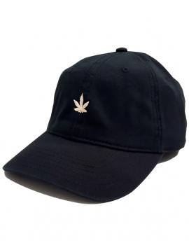 RXL Paris - Puff Puff Pastel Dad Hat in Black/Sand