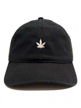 RXL Paris - Puff Puff Pastel Dad Hat in Black/Sand