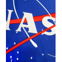 RXL Paris - NASA Patch Embroidered Hooded Sweatshirt in White