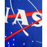 RXL Paris - NASA Patch Brodé Sweat A Capuche Blanc