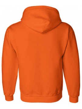 RXL Classic - Sweat Capuche Epais Hoodie Orange