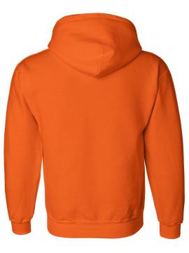 RXL Classic - Sweat Capuche Epais Hoodie Orange
