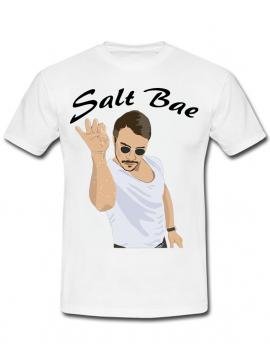 RXL Paris - Salt Bae Tshirt Blanc