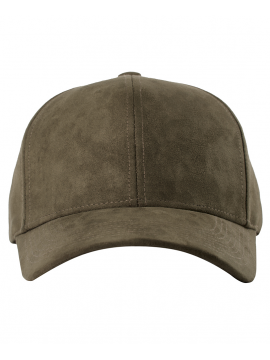 DS|LINE - Trucker Strapback Suede Taupe / Or
