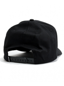 Pink Dolphin - Tombstone Structured Snapback Noir