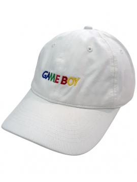 RXL Paris - Gameboy Colors Dad Hat Off White