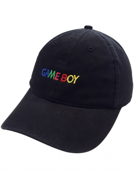 RXL Paris - Gameboy Colors Dad Hat Noir