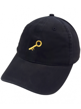 RXL Paris Casquette Dad Hat Major Key Noir
