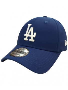 New Era 9Forty League Essential Los Angeles Dodgers Bleu