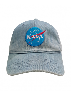 RXL Paris NASA Space Agency Dad Hat Jeans
