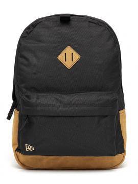 New Era Stadium Premium Backpack Black/Tan