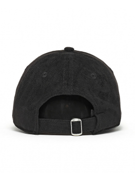 New Era Womens 9Forty Soft Suede Black