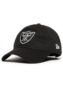 New Era 9Forty Unstructured NFL Oakland Raiders Black