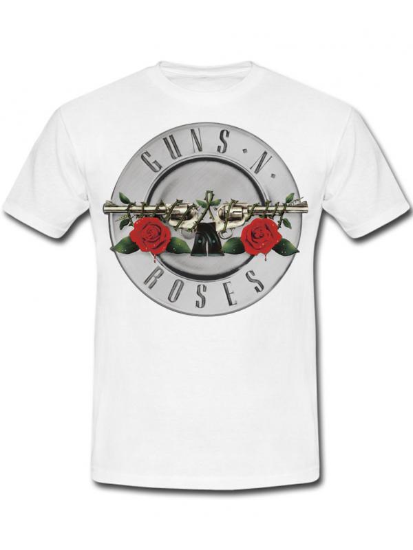 Ready To Wear Man T Shirt Guns N Roses On Remixline Com