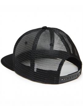Thrasher Rose Mesh Hat Black