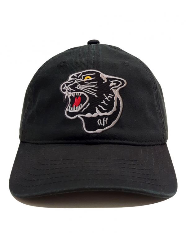 RXL Paris Casquette Dad Hat Patch Black Panther Noir