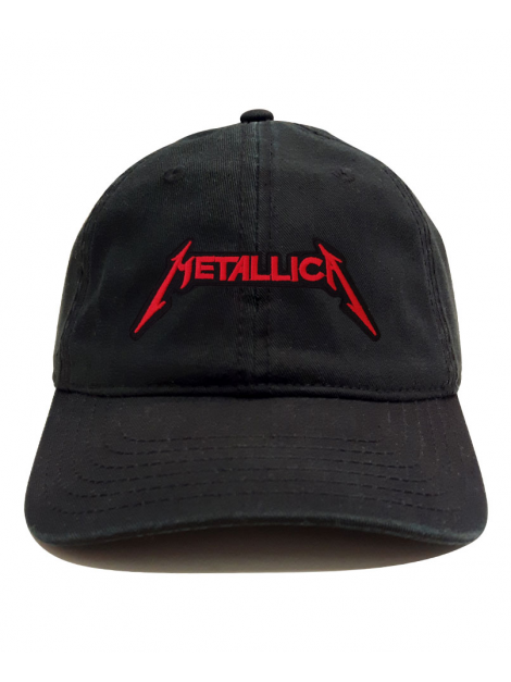 RXL Paris Patch Metallica Dad Hat Black