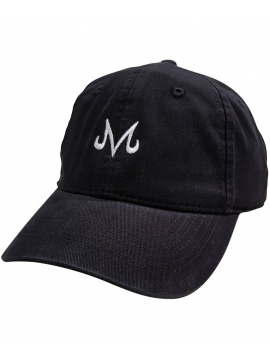 RXL Paris Majin Vegeta Dad Hat Black/White
