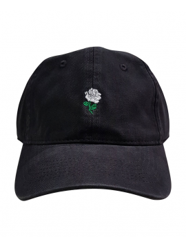 RXL Paris Rose Dad Hat Black/White