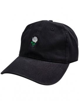 RXL Paris Casquette Dad Hat Rose Noir/Blanc