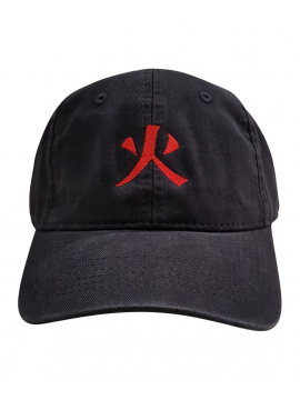 RXL Paris Casquette Dad Hat Hokage Sign Noir