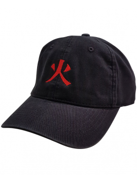 RXL Paris Hokage Sign Dad Hat Black