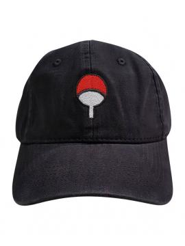 RXL Paris Uchiha Logo Dad Hat Black