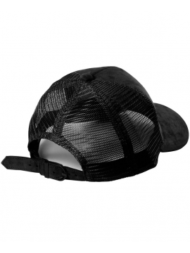 DSLINE Trucker Baseball Noir Suede / Noir