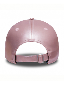 New Era Women 9Forty Pink Gold Metallic