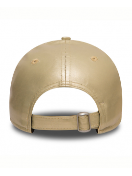 New Era Women 9Forty Gold Metallic