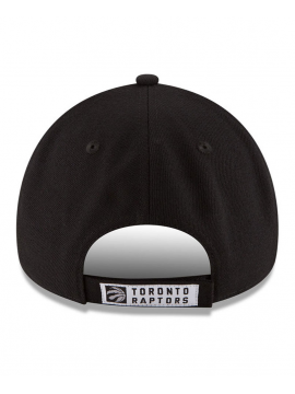 New Era 9Forty The League NBA Toronto Raptors Adjustable Hat Black